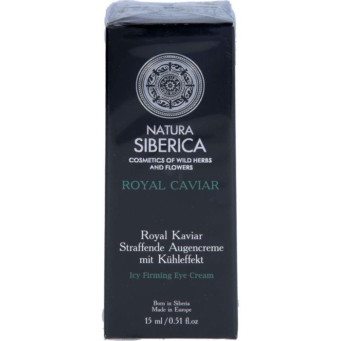 NATURA SIBERICA Royal Kaviar straff.Augencr.kühl
