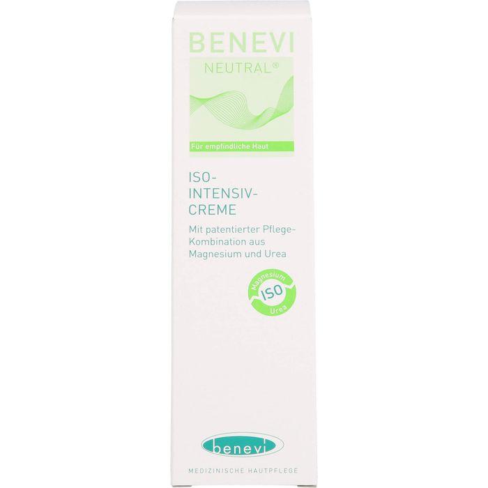 BENEVI Neutral ISO-Intensivcreme