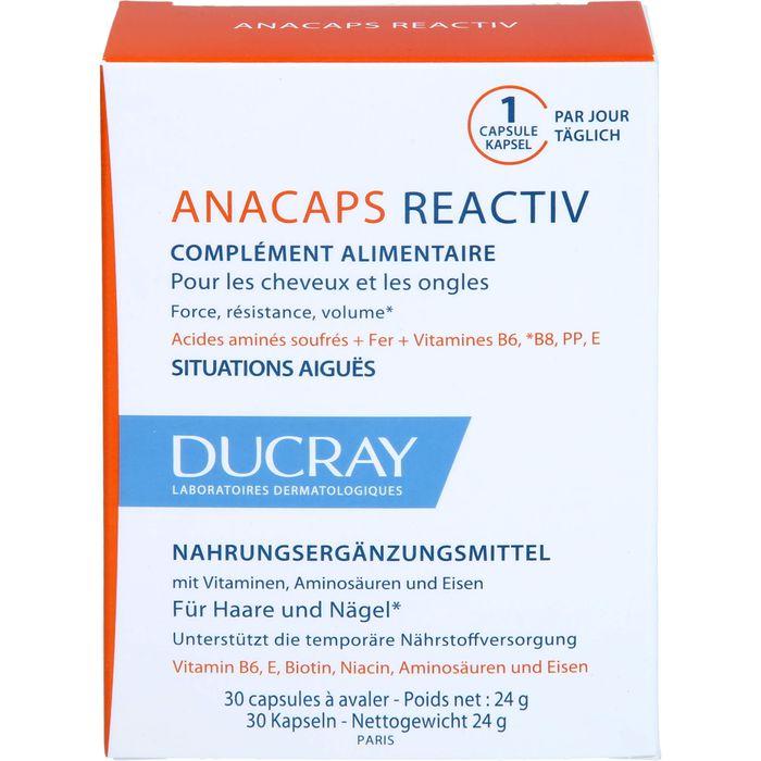 DUCRAY ANACAPS Reactiv Kapseln