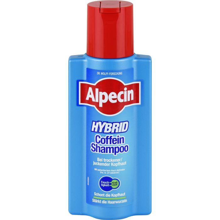 ALPECIN Hybrid Coffein Shampoo