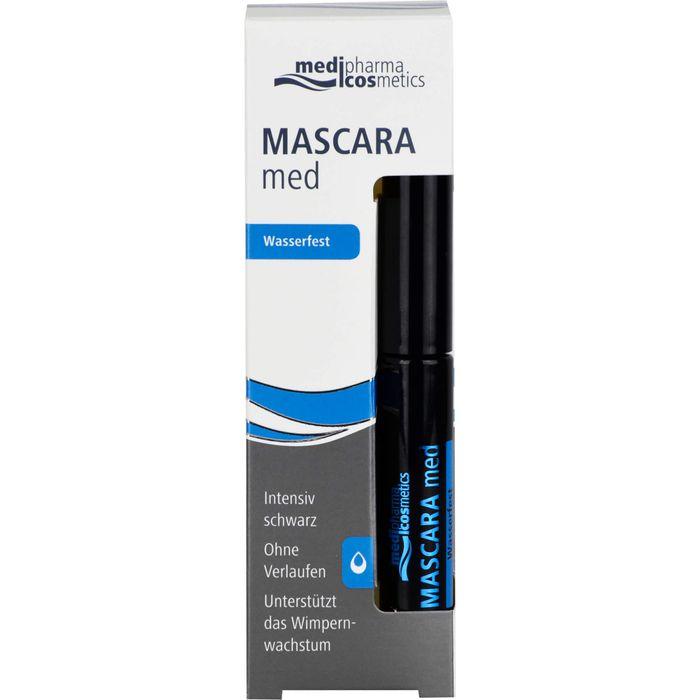 Medipharma Cosmetics MASCARA med wasserfest