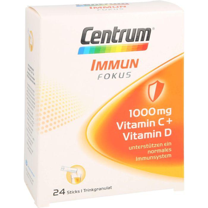CENTRUM Fokus Immun 1000 mg Vitamin C+D Sticks