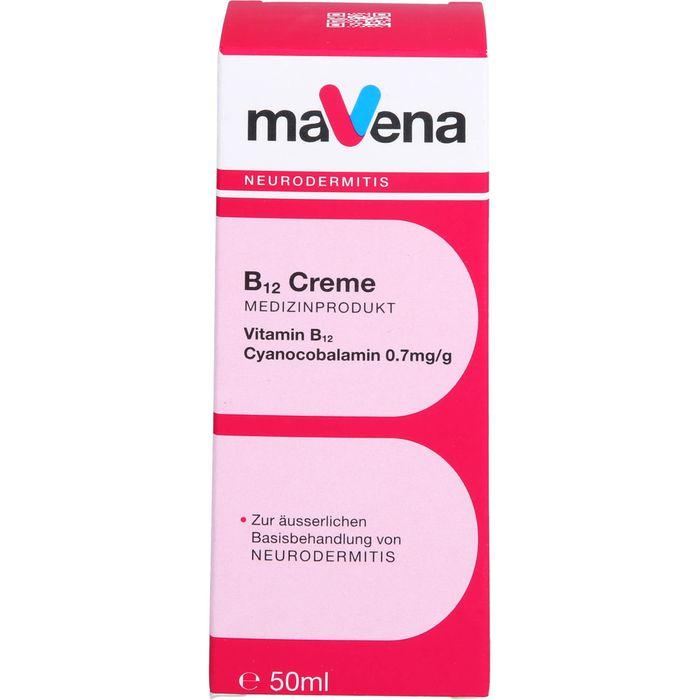 MAVENA B12 Creme