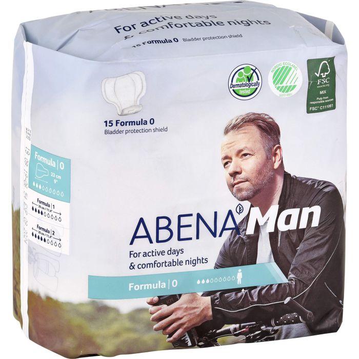 ABENA Man formula 0 Einlagen