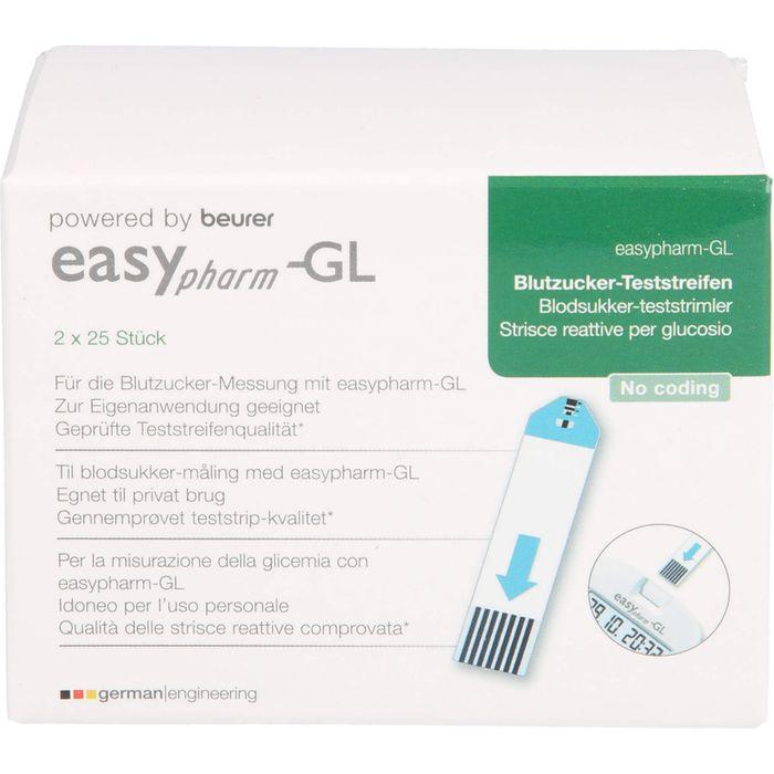 EASYPHARM-GL Blutzucker Teststreifen