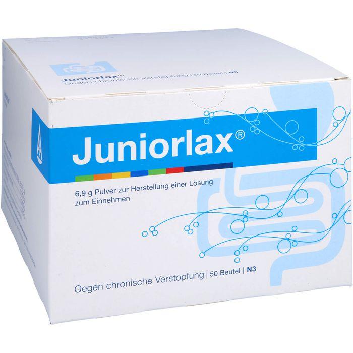JUNIORLAX Pulver z.Herst.e.Lösung z.Einnehmen