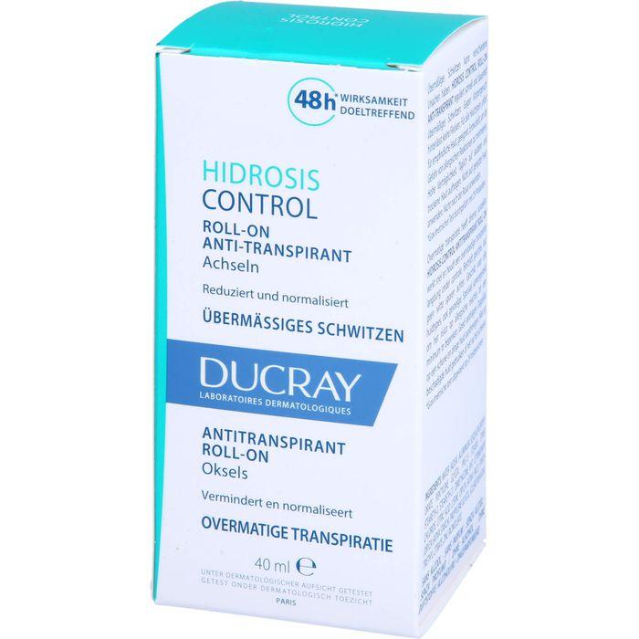 DUCRAY HIDROSIS CONTROL Roll-on Anti-Transpirant