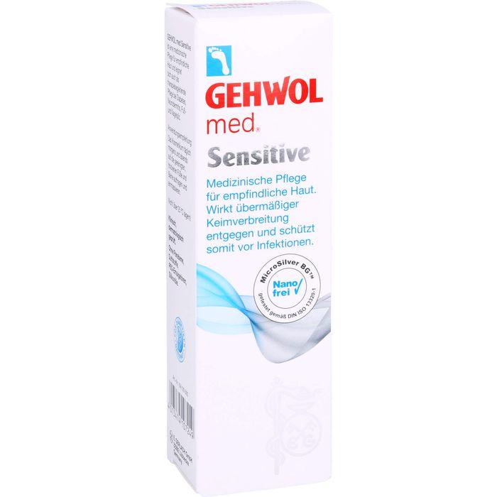 GEHWOL MED sensitive Creme