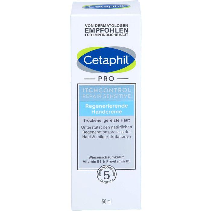 CETAPHIL Pro Itch Control Repair Sensitive Handcreme