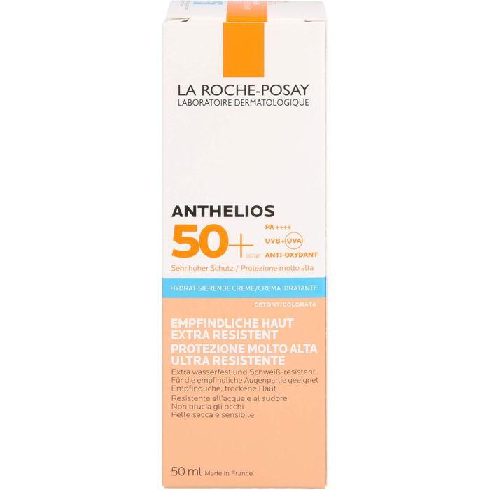 ROCHE POSAY Anthelios getönte Hydratisierende BB-Creme LSF 50+