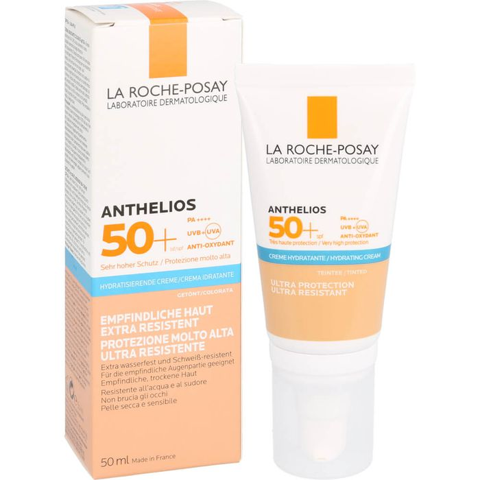 ROCHE-POSAY Anthelios Ultra getönte Creme LSF 50+