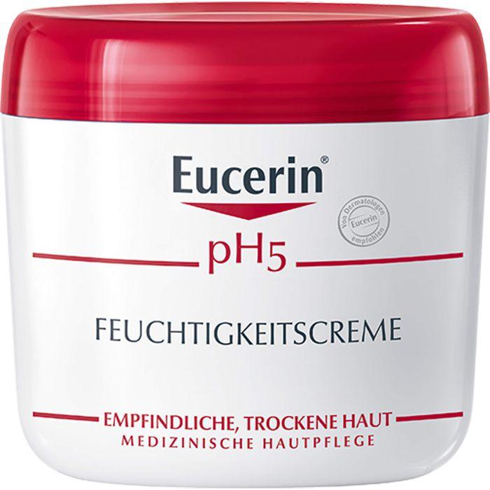 EUCERIN pH5 Feuchtigkeitscreme empfindliche Haut