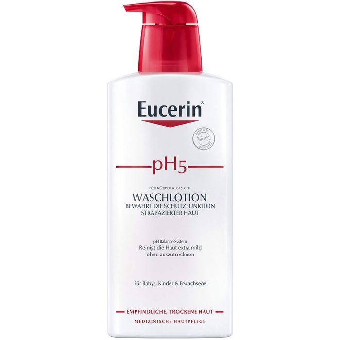 EUCERIN pH5 Waschlotion im Spender