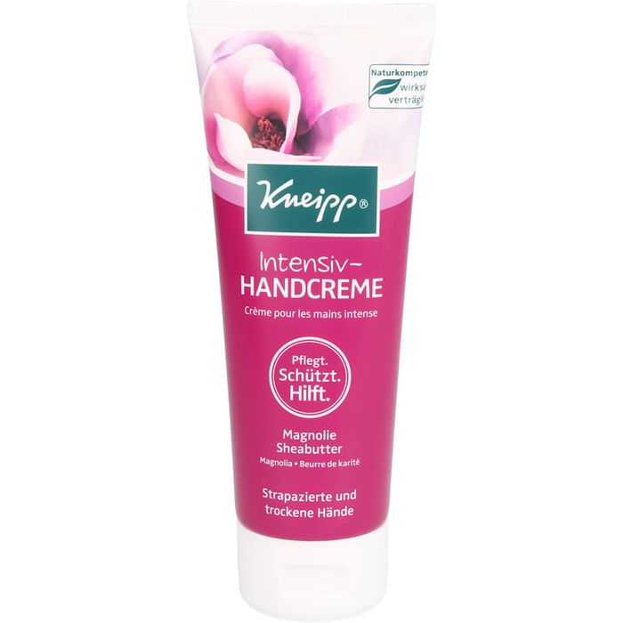 KNEIPP Intensiv-Handcreme Magnolie Sheabutter