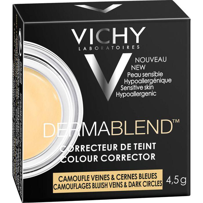 VICHY DERMABLEND Korrekturfarbe gelb Creme
