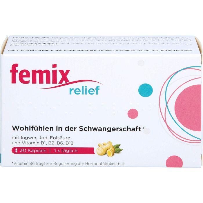 FEMIX relief Kapseln