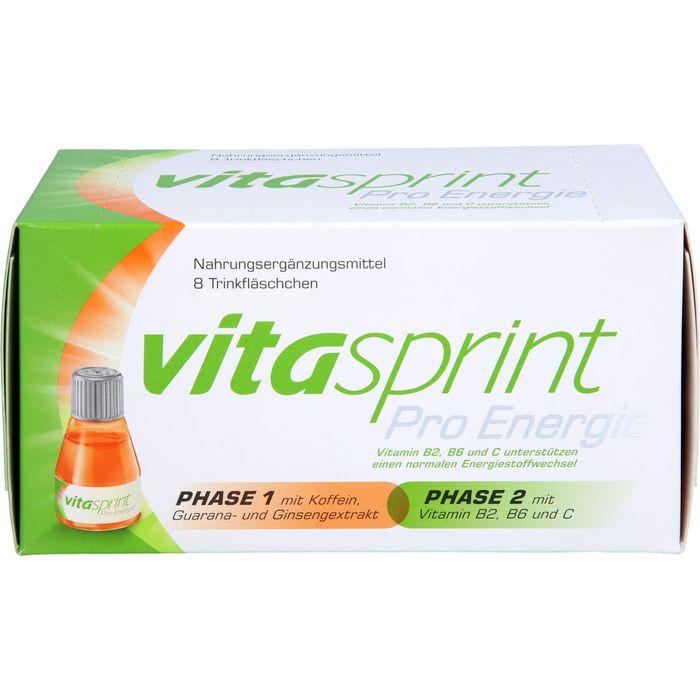 VITASPRINT Pro Energie Trinkfläschchen