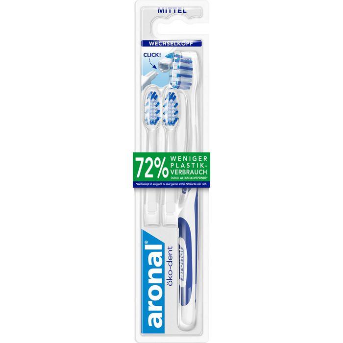 ARONAL öko dent Zahnbürste mittel
