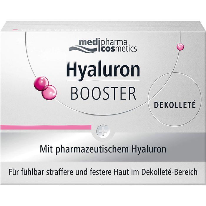 Medipharma Cosmetics HYALURON BOOSTER Dekollete Gel