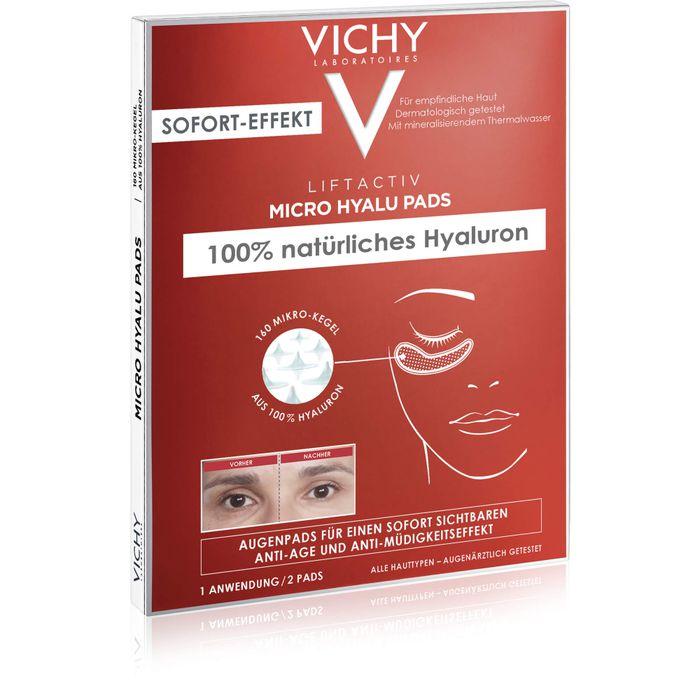 VICHY LIFTACTIV Micro Hyalu Pads