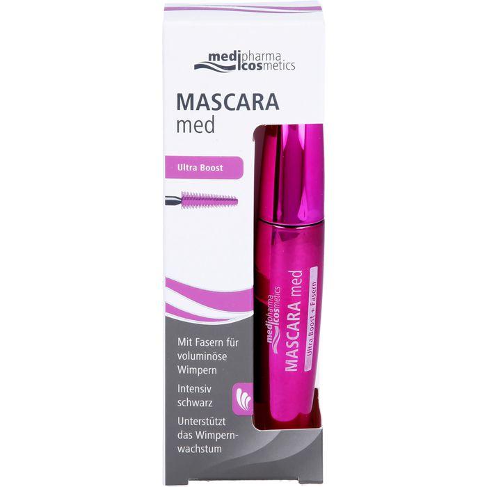 Medipharma Cosmetics MASCARA med Ultra Boost
