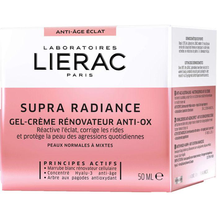 LIERAC Supra Radiance Gel-Creme