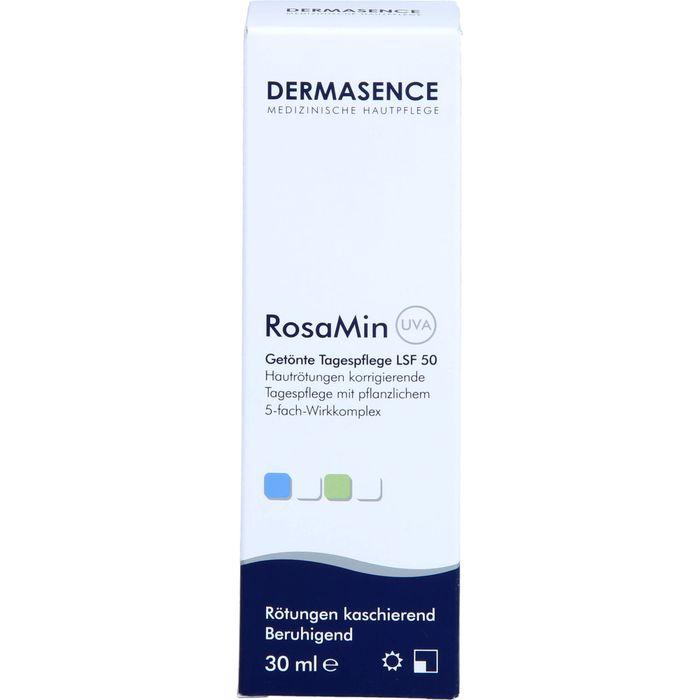 DERMASENCE RosaMin getönte Tagespflege LSF 50