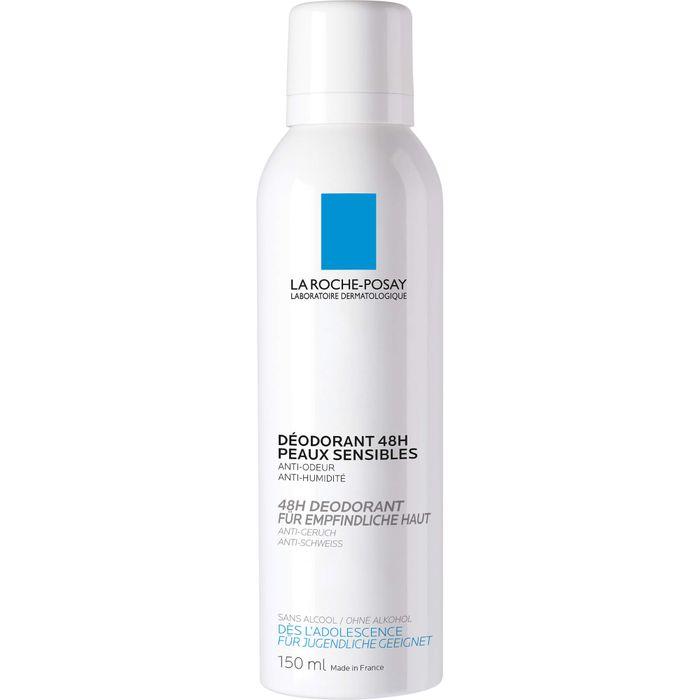 ROCHE POSAY Empfindliche Haut Deodorant 48h Spray