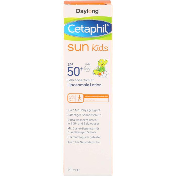 CETAPHIL Sun Daylong Kids SPF 50+ liposomale Lotion