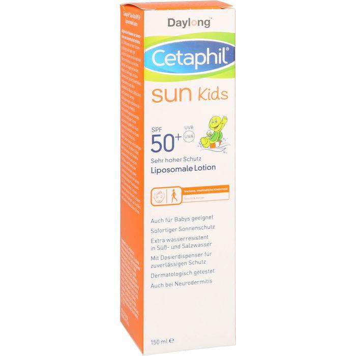 CETAPHIL Sun Daylong Kids SPF 50+ liposomale Lot.