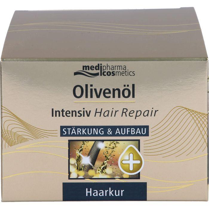 Medipharma Cosmetics OLIVENÖL Intensiv Hair Repair Haarkur