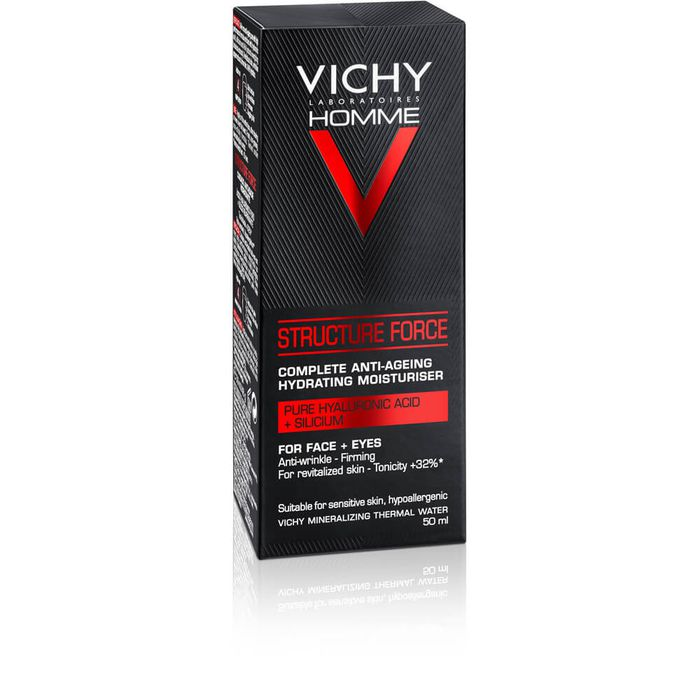 VICHY HOMME Structure Force Creme