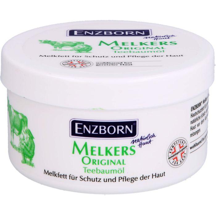 MELKERS Original mit Teebaumöl Enzborn