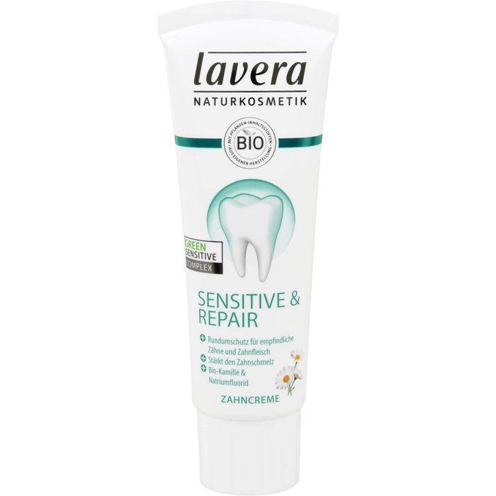 LAVERA Zahncreme Sensitive & Repair m.Fluorid dt