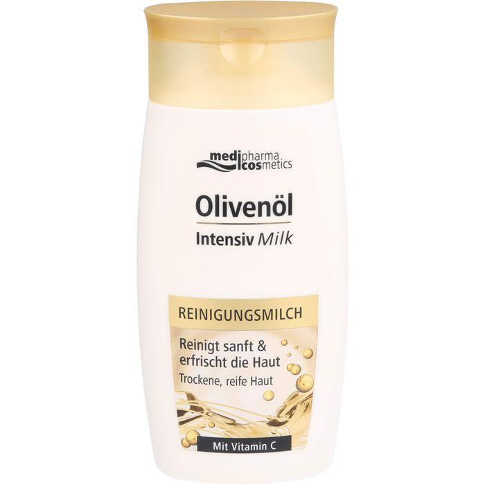 Medipharma Cosmetics OLIVENÖL Intensiv Milk Reinigungsmilch