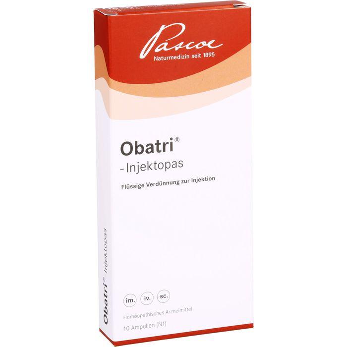OBATRI-Injektopas Ampullen