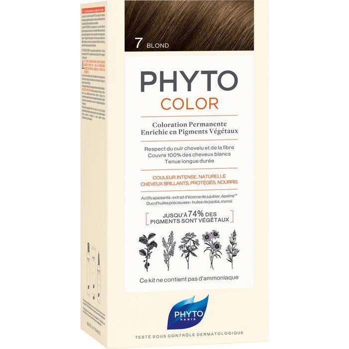 PHYTO PHYTOCOLOR 7 blond ohne Ammoniak