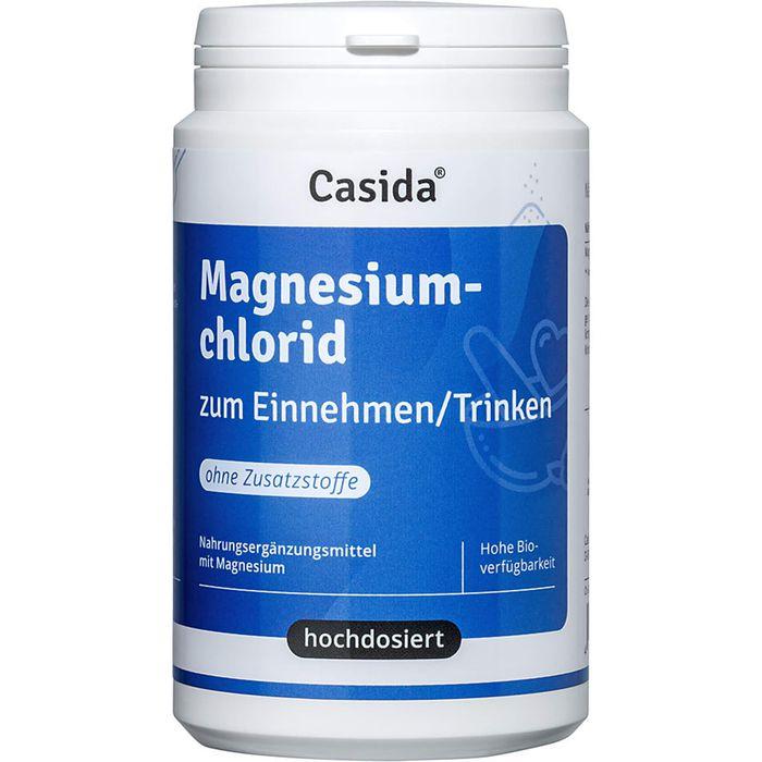 Casida MAGNESIUMCHLORID zum Einnehmen/Trinken Pulver