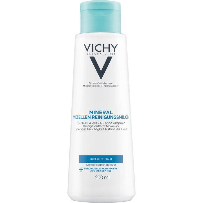 VICHY PURETE Thermale Mineral Mizellen-Milch für trockene Haut