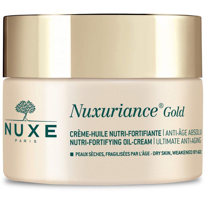 NUXE Nuxuriance Gold kräftigende Öl-Creme