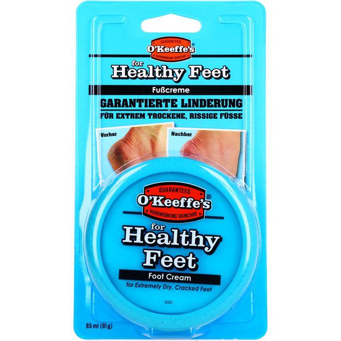 O KEEFFE'S healthy feet Fußcreme