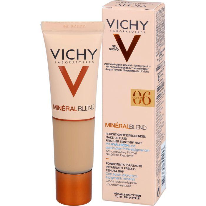 VICHY MINERALBLEND Make-up 06 ocher
