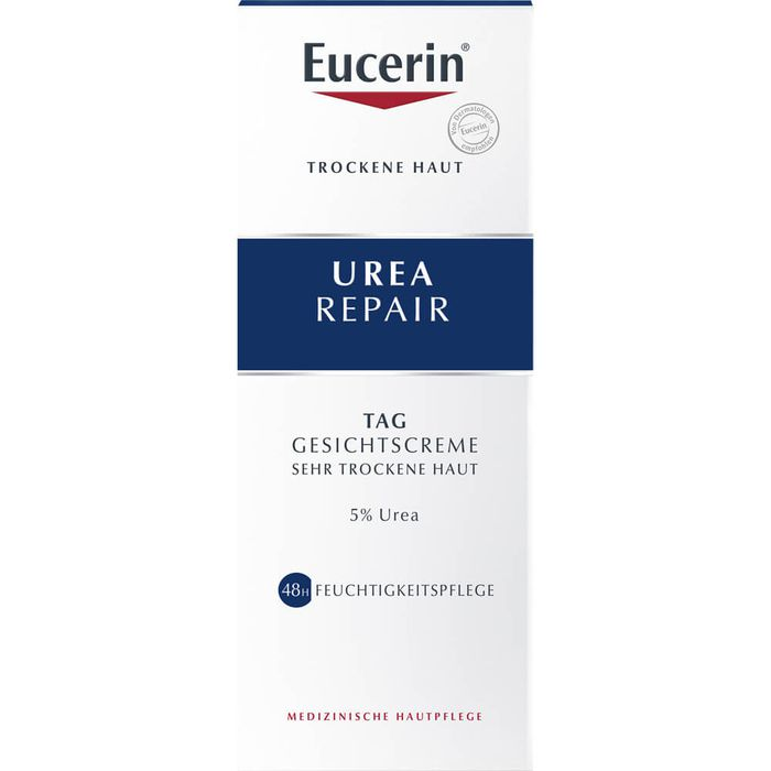 EUCERIN UreaRepair Gesichtscreme 5% Tag