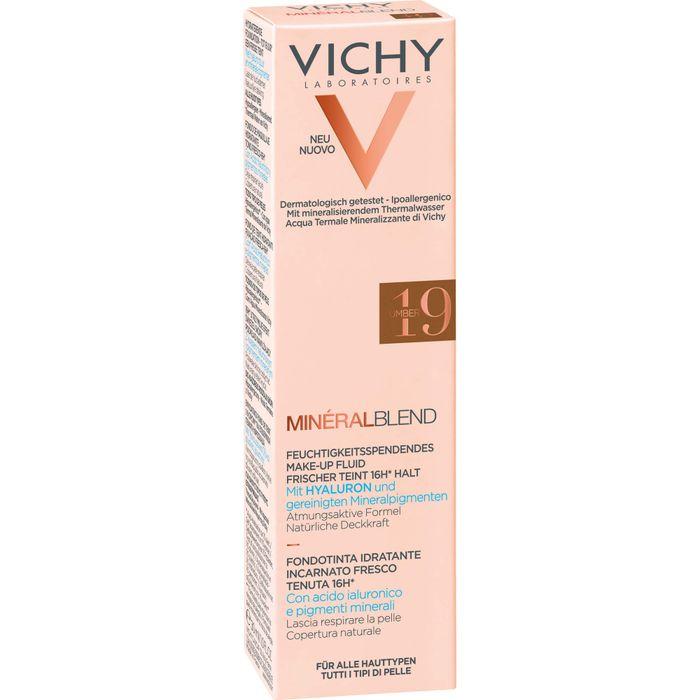 VICHY MINERALBLEND Make-up 19 umber