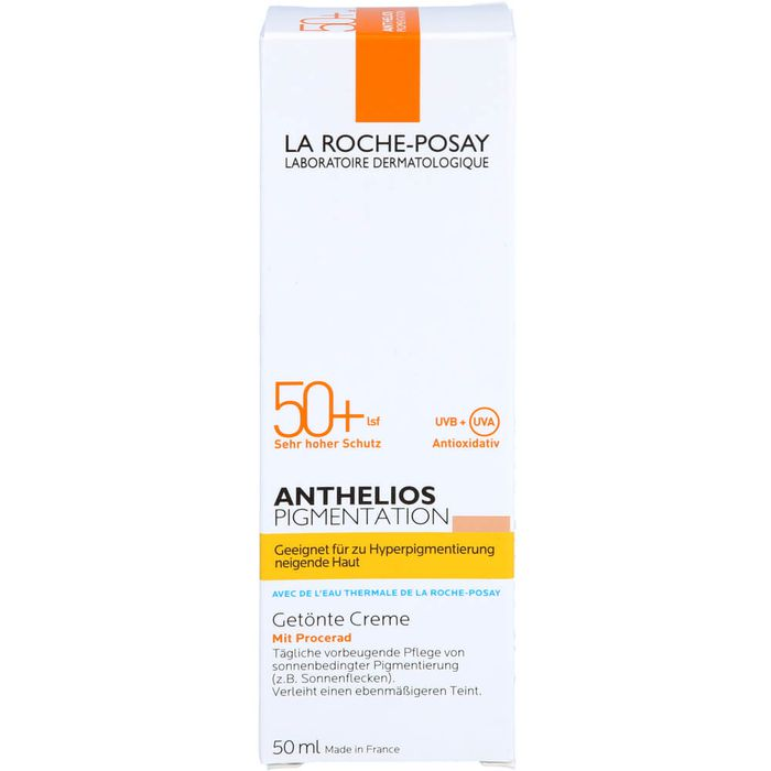 ROCHE-POSAY Anthelios Pigmentation Creme LSF 50+