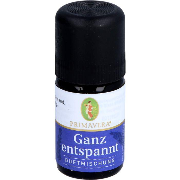 Primavera GANZ entspannt Duftmischung ätherisches Öl