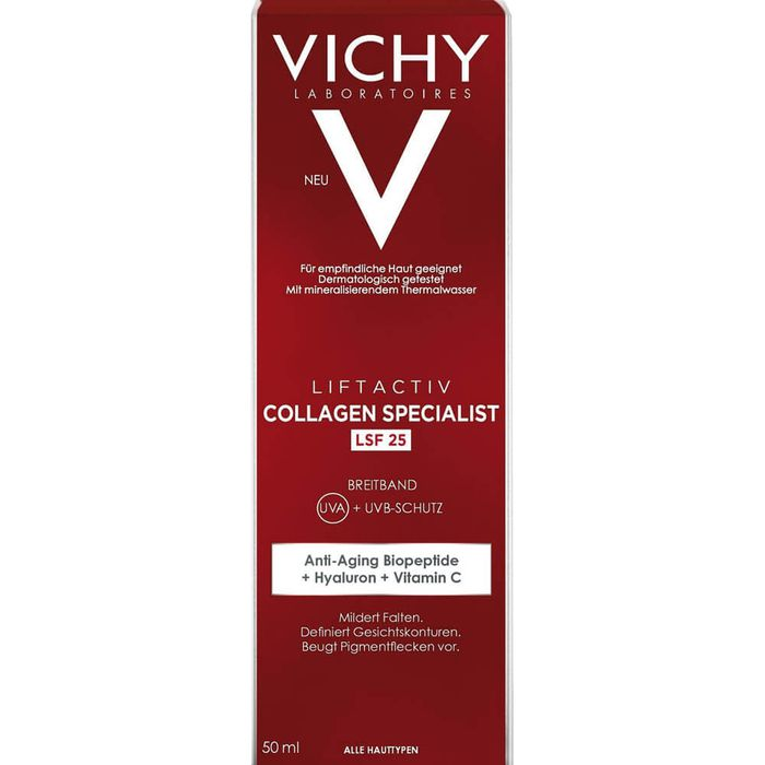 VICHY LIFTACTIV Collagen Specialist Creme LSF 25