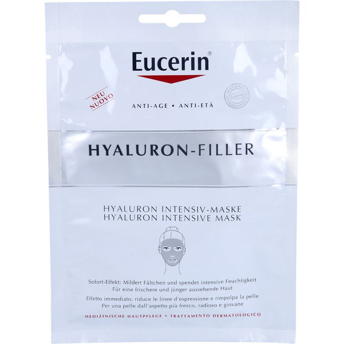 EUCERIN Anti-Age HYALURON-FILLER Intensiv-Maske