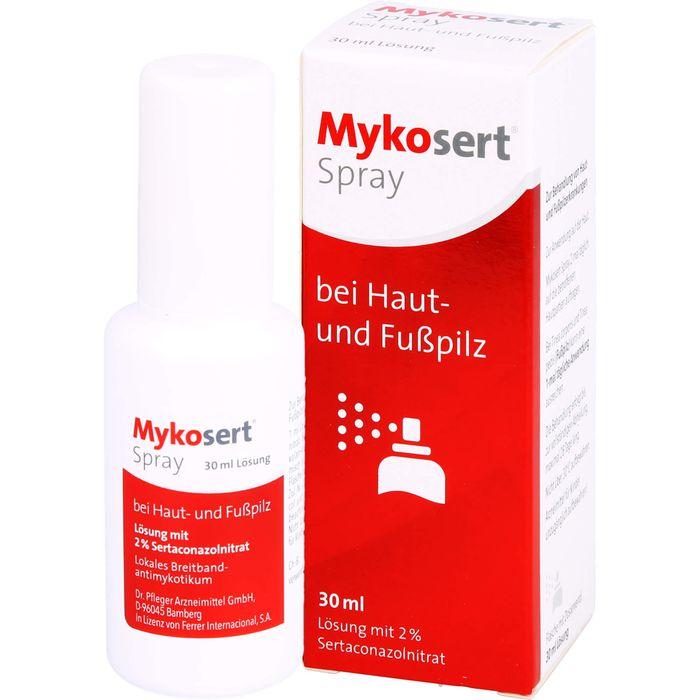 MYKOSERT Spray bei Haut- und Fußpilz