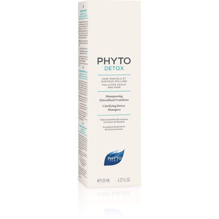 PHYTO PHYTODETOX erfrischendes Entgiftungs-Shampoo